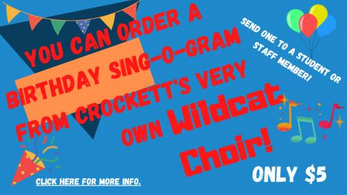 WIldcat Choir