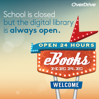 Overdrive shared ebook collection