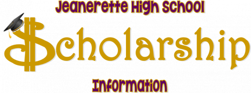 JHS Scholarship Infromation