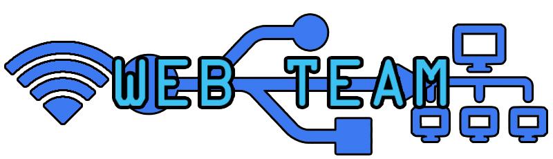 Web Team Banner