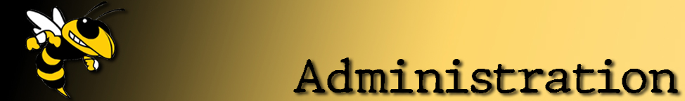 Administration Banner