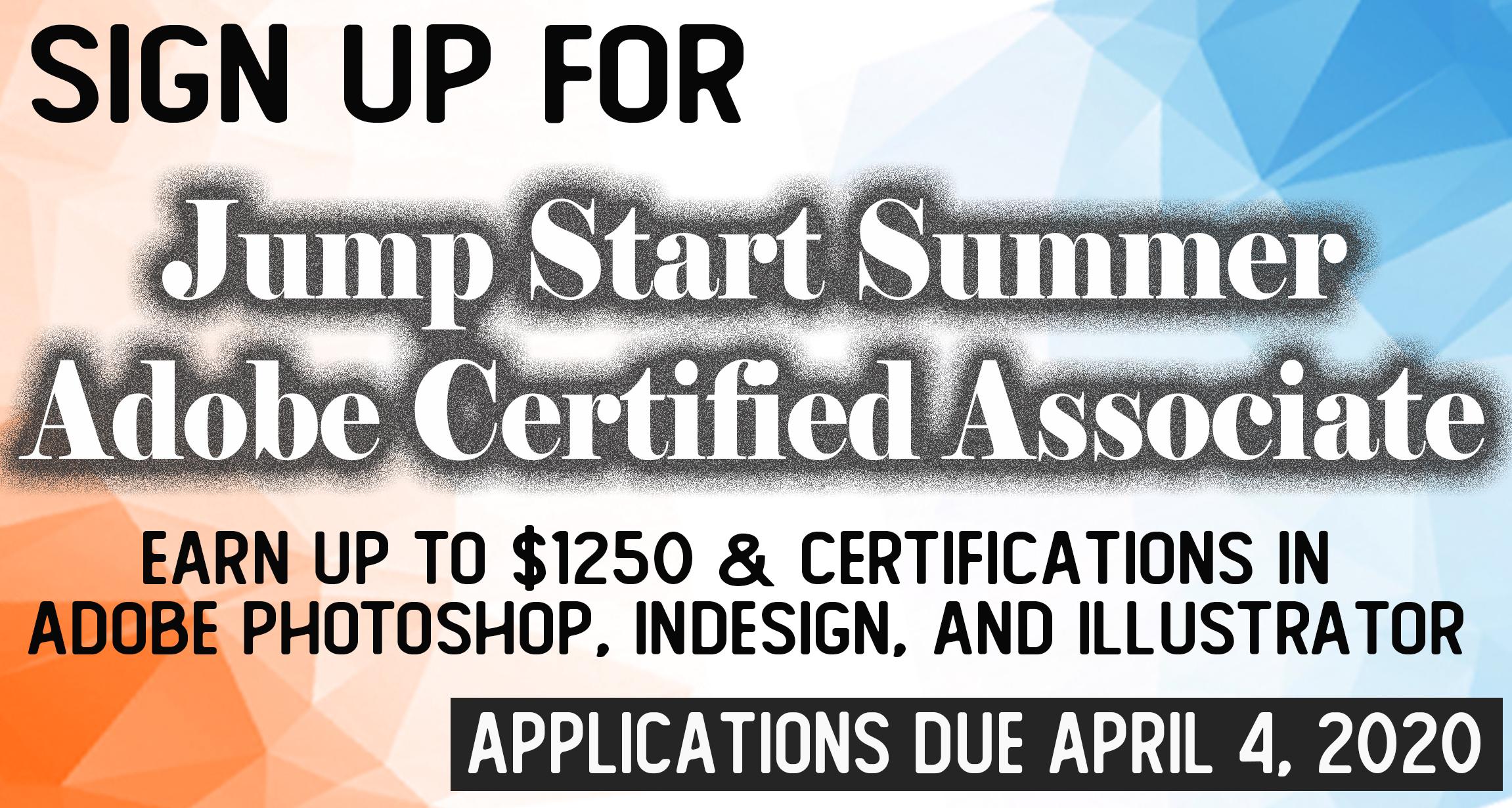 JumpStart Adobe Certified Associate
