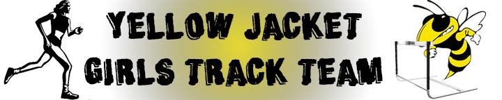 Girls Track Banner