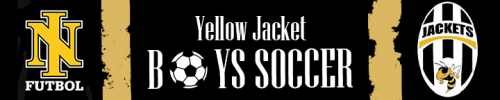 Yellow Jacket Boys Soccer