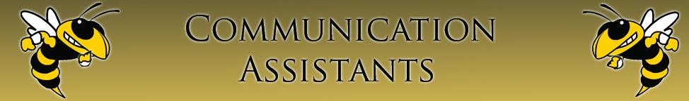Communication Assistants