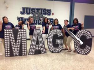 Fabulous 1st grade team!