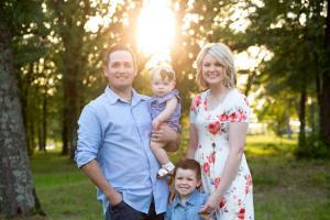 Huff Family - May 2020