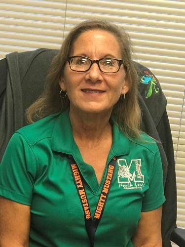 Mrs. Jon Gonsoulin, Assistant Principal