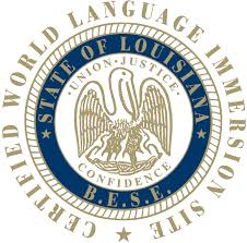 Certified World Language Immersion Site