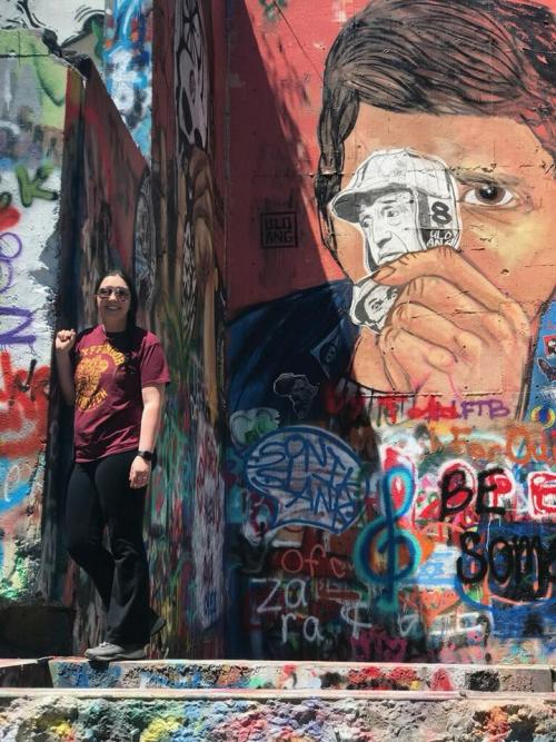 Austin Adventure at Graffiti Park!