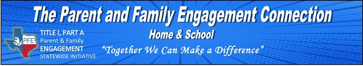 Parent Engagement Newsletter link.