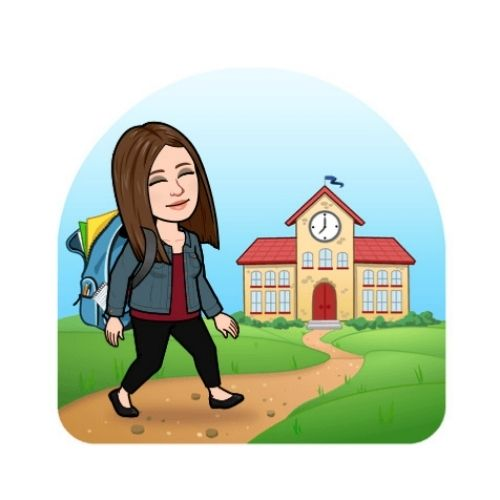 school bitmoji