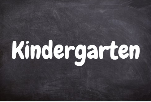 Please select the image above to access Kindergarten online learning.