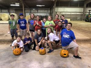 4H Pumpkin Fun!