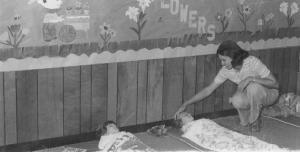 Kindergarten began in 1972