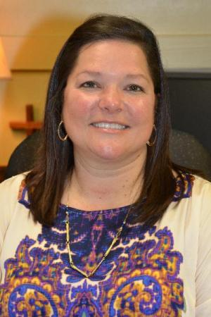 Christine Hebert served as Assistant Principal from 2014-2018.