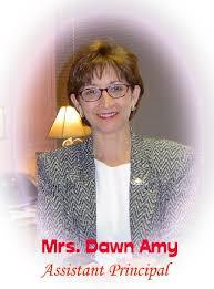 Dawn Amy was Dozier Elementary's first Assistant Principal. She served from 2003-2009.