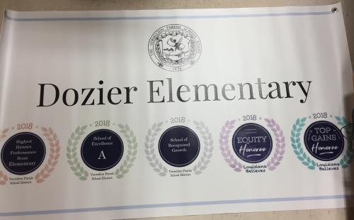 Top School Banner