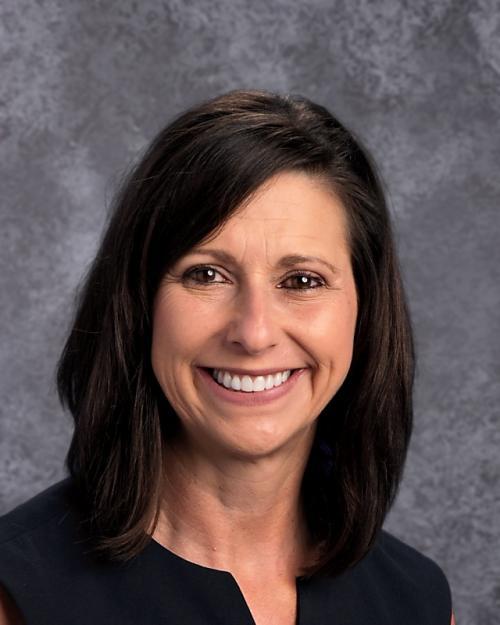 Principal Karla Toups