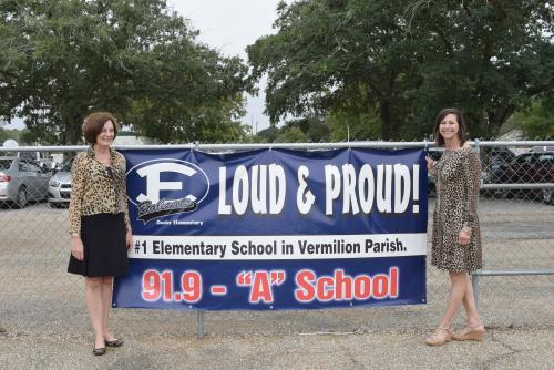 #1 Elementary School in the Parish