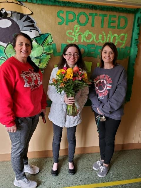 elinda Sevier, our EPE counselor, is loved and appreciated for all her hard work here at Eaton Park:)
