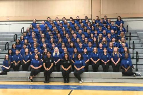 Erath High Band 2018-2019