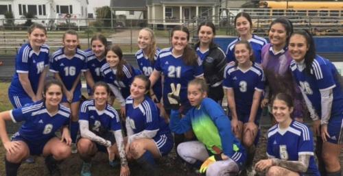 Girls' Soccer 2018-2019