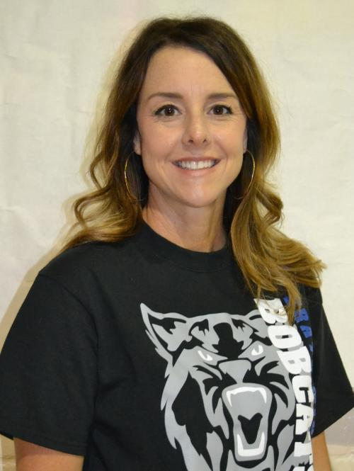 Assistant Principal Marlene Primeaux