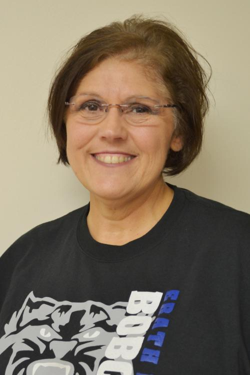 Principal Wendy Stoute