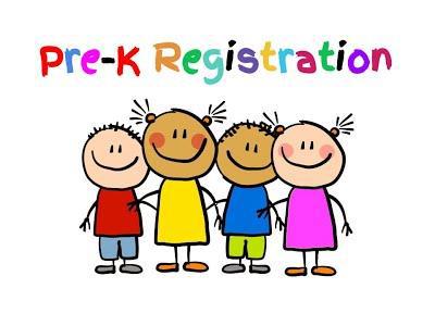 Pre-K Registration Information