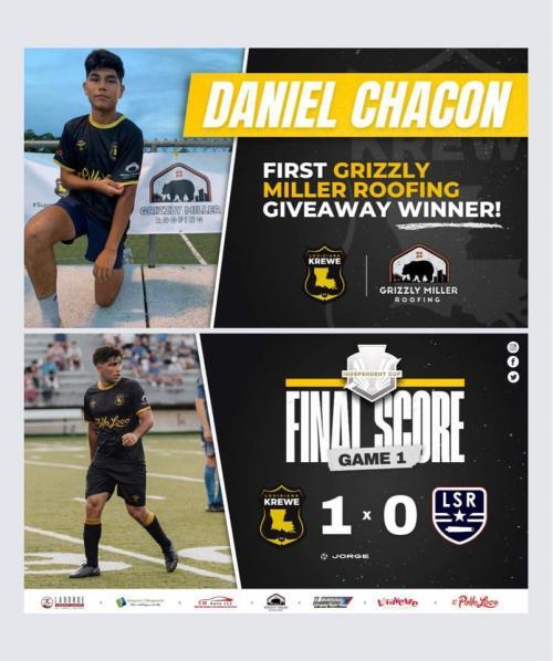 Daniel Chacon
