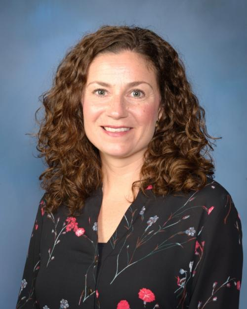 Principal Rachelle Brown