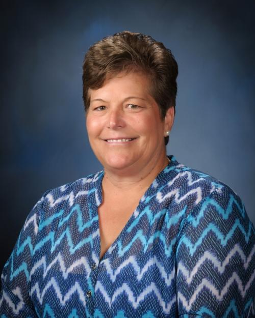 Principal Joan Romero