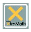 Image that corresponds to XtraMath
