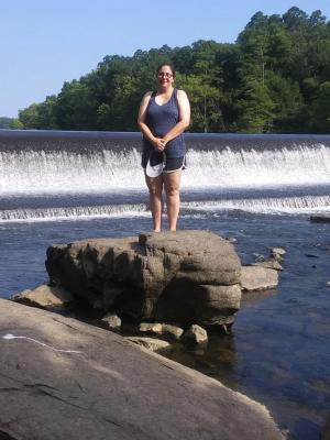 Me at Beavers Bend.