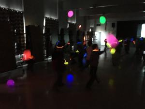 Glow in the Dark Dance Party!