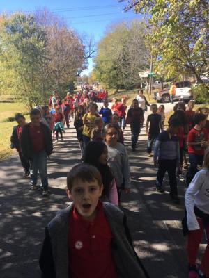 Red Ribbon Parade.