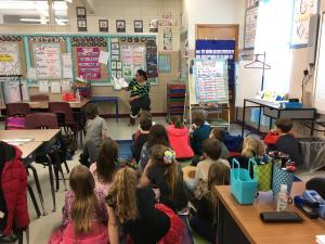 Guest Readers for Read Across America!