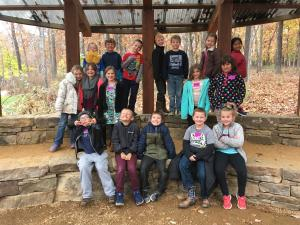 Crystal Bridges Field Trip 2018