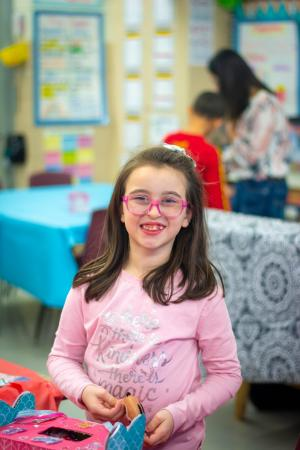 Thank you Mrs. Donahoe for capturing these great pictures of Valentine's Day Party!