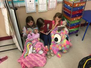 Snuggle Up and Read!