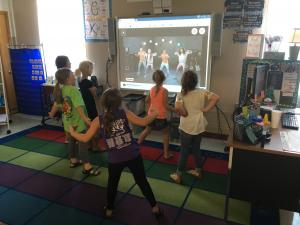 Fun Friday: Dance Party