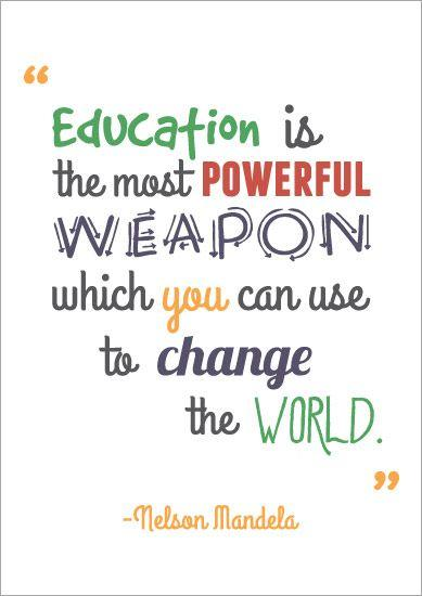 Educational Quote