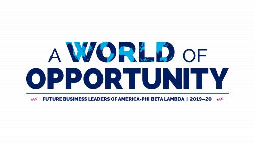 2019-2020 FBLA Logo