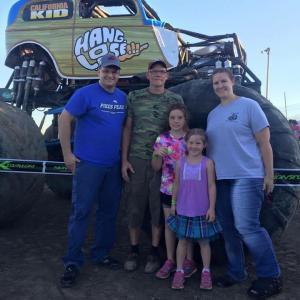 Monster Truck Rapid City, South Dakota