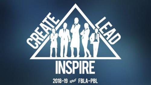 FBLA 2018-19 Logo