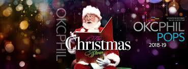 OKC Philharmonic Christmas Show