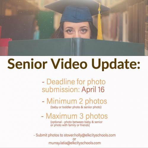 Senior Video Notice Image
