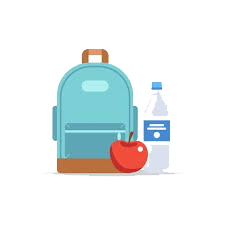 backpack lunch