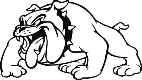 Animated Bulldog